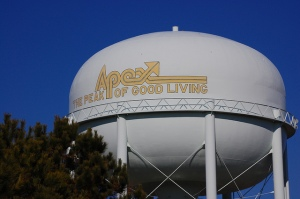 Apex Water Tower